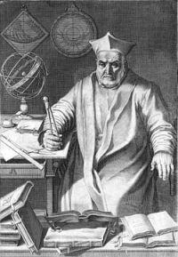 Jesuit mathematician Christopher Clavius