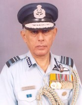 Former Air Chief Fali Homi Major