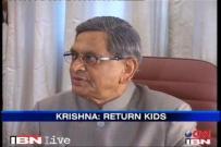 S. M. Krishna