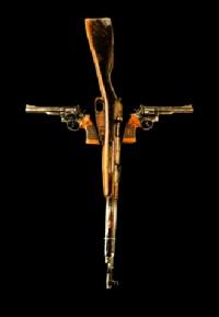 Gun Cross