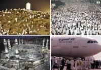 Indian pilgrims go to Mecca at Hindu taxpayers' expense.