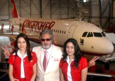 Mallya and Kingfisher Airlines