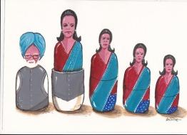 Manmohan Singh: Sonia Gandhi's Prime Minister.