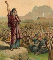 Moses: It would be more accurate to call Abrahamists as Moses-ists.
