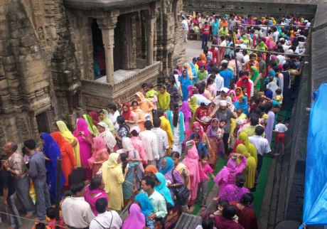 Festival at Baijnath Mahadev Temple in Agar Malwa, MP