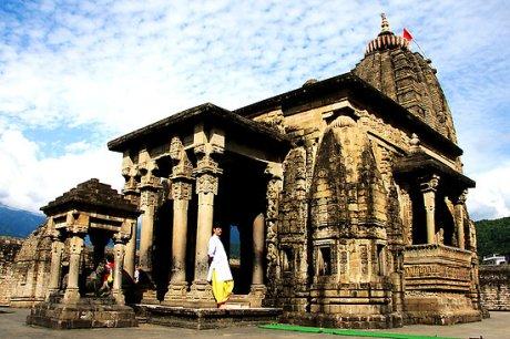 Baijnath Shiva Temple of Agar Malwa, MP