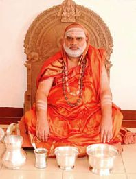 Sringeri Acharya Bharati Tirtha