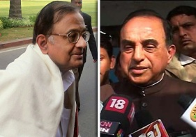 P. Chidambaram & Subramanian Swamy