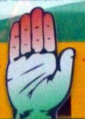 Congress Hand Symbol
