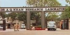 Khan Research Laboratories, Kahuta, Pakistan.