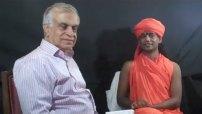 Rajiv Malhotra & Nithy the Tantric