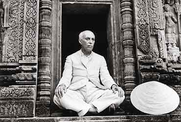 Jawaharlal Nehru was the archetypical Indian brown sahib