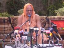 Puri Acharya Nishcalananda Saraswati
