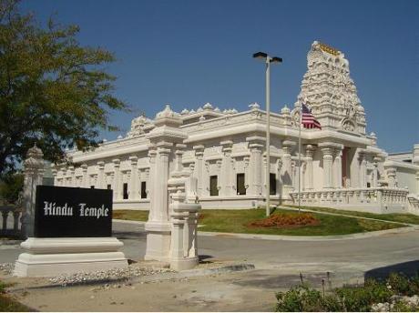 Omaha Hindu Temple