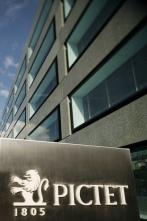 Pictet & Cie Bank Headquarters, Geneva, Switzerland.