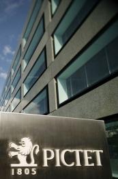 Pictet & Cie Bank Head Quarters, Geneva, Switzerland.