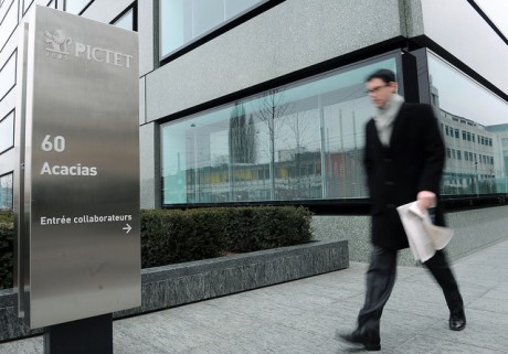 Pictet & Cie Bank, Geneva, Switzerland
