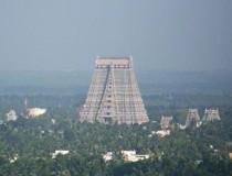 Sri Ranganathaswamy Temple, Srirangam, Tamil Nadu.
