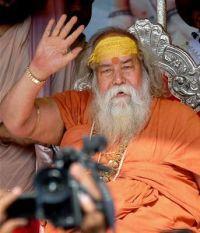 Dwarka Acharya Sri Swarupananda Saraswati