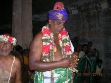 Sri Ranganathaswamy Purohit Veda Vyasa Bhattar.