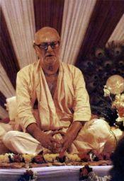 Srila Bhakti Raksak Sridhar Dev Goswami Maharaj