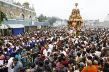 Vaikunta Ekadashi at Tirumala.