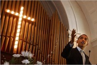 Obama also has a Christian agenda for South Asia