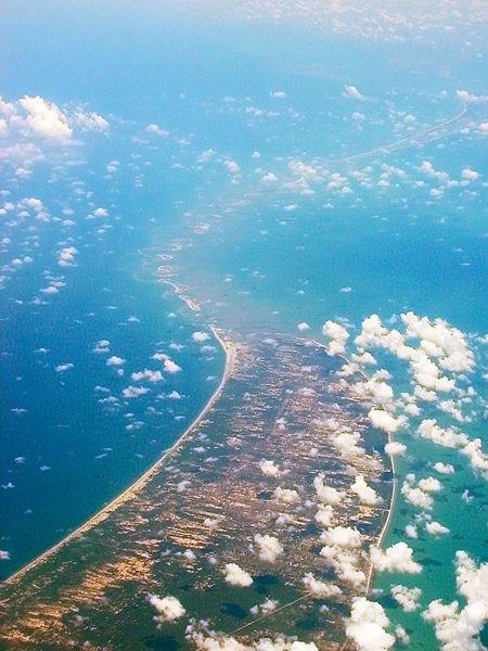Ram Setu: Indian side of the causeway to Sri Lanka