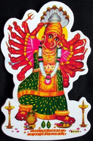Saptashrungi Nivasini Devi