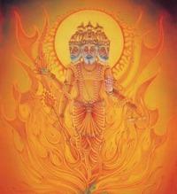 Vedic God Agni