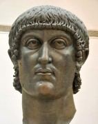 Constantine the Great: : He is the father of Christian Europe and one of history's most murderous men.