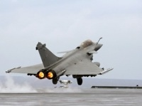 French fighter Rafale