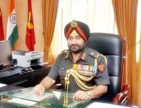 Army Chief Bikram Singh