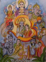 The Hindi Pantheon