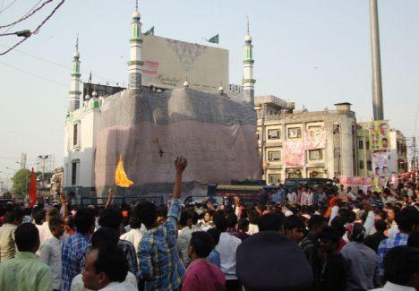 Hyderabad masjid