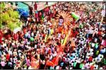 Hyderabad Shobha Yatra 2012