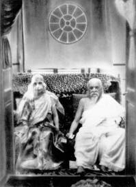 The Mother & Sri Aurobindo