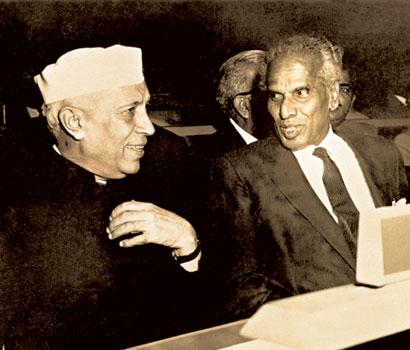 Nehru & Menon