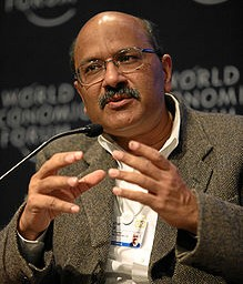 Indian Express Editor Shekar Gupta