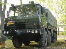 Tatra Military Vehicle
