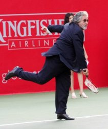 Vijay Mallya of Kingfisher Airlines: