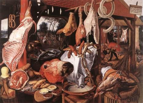 Butchers Stall