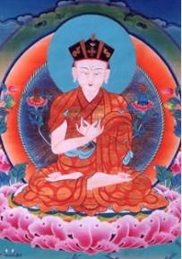 The 8th Mikyo Dorje Karmapa