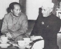 Nehru & Mao: Hindi-Chini bhai-bhai