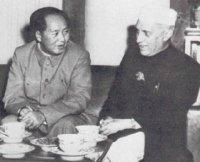 Nehru & Mao