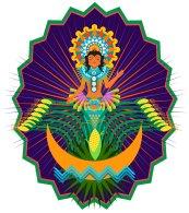 Aztec goddess Tonantzin