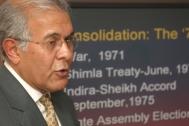 Chief Information Commissioner Wajahat Habibullah