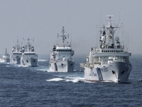 Indian Navy in the Bay of Bengal