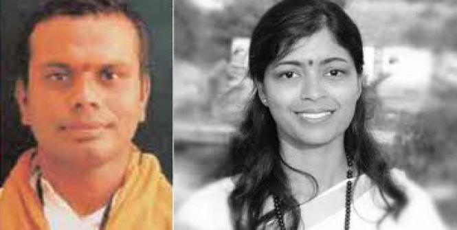 Lenin Karuppan & Aarthi Rao
