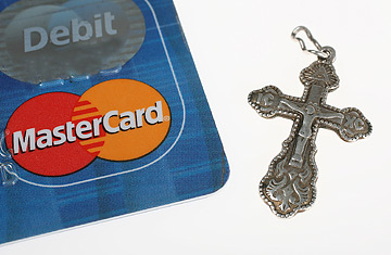 Debit Card & Cross
